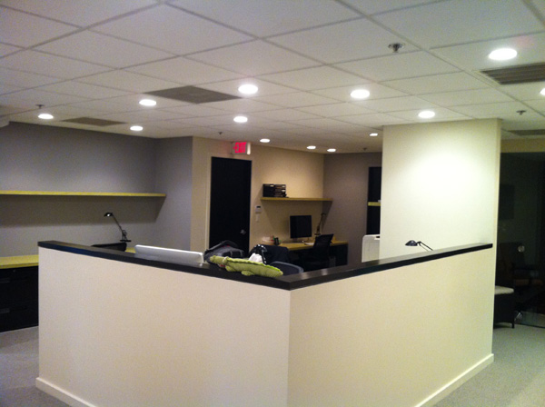 Drywall installation and finishing rsn interior for Interior finishing company